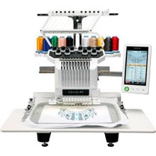 computer embroidery machine brother pr 1000