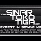 Pusat  Mesin Jahit Portable SINGER START 1306 Sinar toko Tiga Mesin Jahit Jakarta Asemka Kota Glodok  12