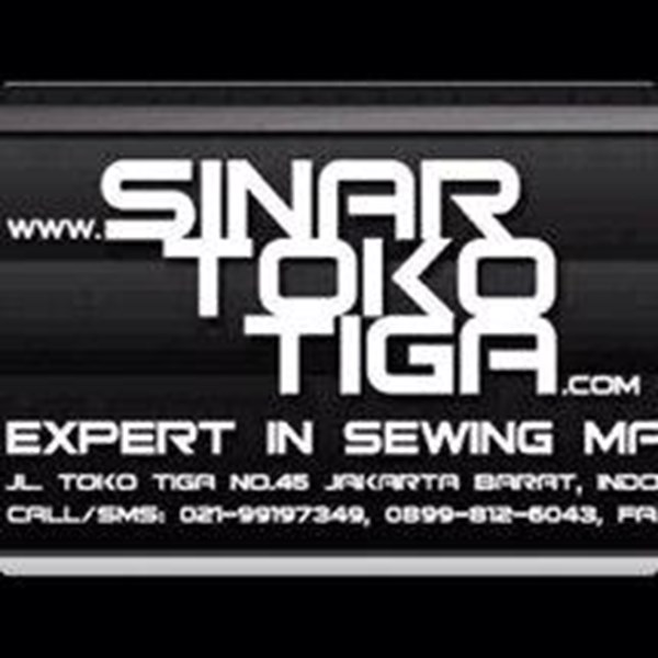 Pusat  Mesin Jahit Portable SINGER START 1306 Sinar toko Tiga Mesin Jahit Jakarta Asemka Kota Glodok