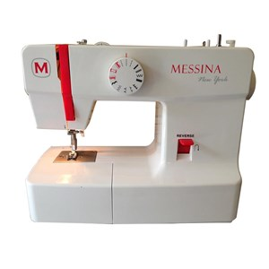 Sell Sewing Machine Portable X-RAY N808 MESSINA NEW YORK ...