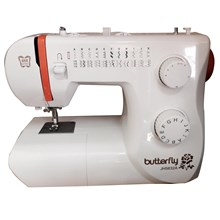 Butterfly jh 5832a portable sewing machine