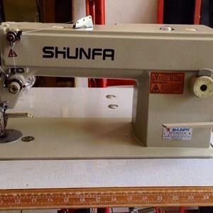 Mesin Jahit kulit Shunfa Sf 202