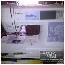 BROTHER INNOV-IS 95E computer embroidery machine