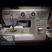 Sewing machine JANOME PLT 3312 (Portable)