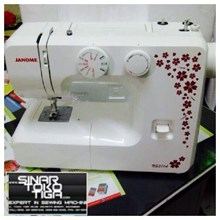 Cheap Sewing Machine JANOME Janome Obras Portable