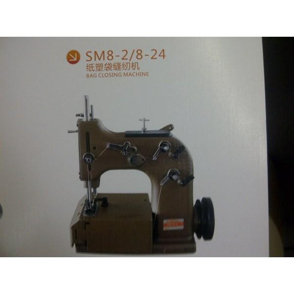 mesin jahit karung simaru sm 8-2 bag closing machine