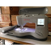 Buy Singer Sewing Machine Computer Embroidery Singer em 200 4