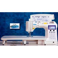 Beli JUKI HZL F600 Exceed Quilt & Pro Special Mesin Jahit Computerized Quilting Portable  online Mesin Jahit Jakarta harga mesin jahit Juki Hzl 4
