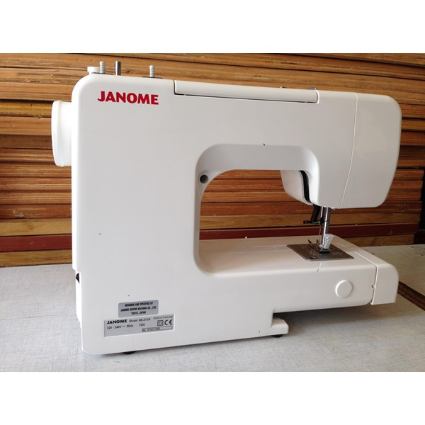 Mesin Jahit Janome NS 311A Portabel Serbaguna