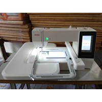 Buy Sewing machines Embroidery Janome MC 500E Portable computer Automatically 4