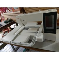 Sell Sewing machines Embroidery Janome MC 500E Portable computer Automatically 2