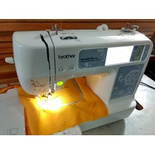 Embroidery machine Brother Innov-is NV95E 95E Portable Computer Automatically