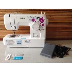 Dari Mesin Jahit Brother JA1400 Portabel Rumah Tangga JA 1400 mesin jahit obras neci portable 8