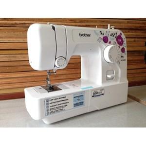Dari Mesin Jahit Brother JA1400 Portabel Rumah Tangga JA 1400 mesin jahit obras neci portable 7