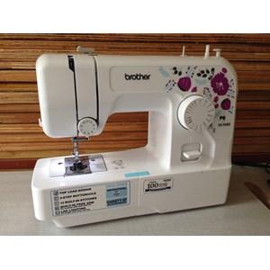 Dari Mesin Jahit Brother JA1400 Portabel Rumah Tangga JA 1400 mesin jahit obras neci portable 3