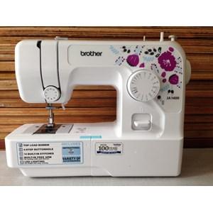 Dari Mesin Jahit Brother JA1400 Portabel Rumah Tangga JA 1400 mesin jahit obras neci portable 4