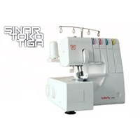 Sewing Machine Obras Butterfly JN764 Necci Versatile Portable 1