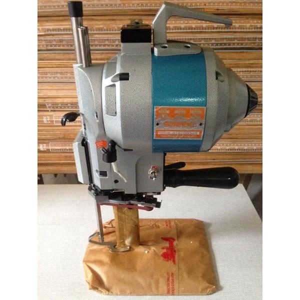 mesin tekstil - mesin potong kain 8 inch simaru sm103 cutting machine