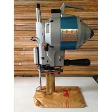 Mesin Potong Bahan Bagus Terbaik Kain Simaru - 6 - 8 inch Pisau Tegak Vertikal