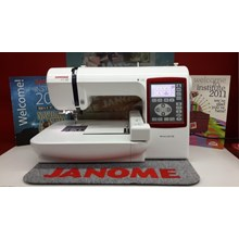 Janome MC230e Mesin Bordir Komputer Portable