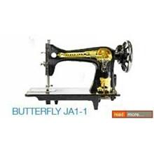 Mesin Jahit Butterfly Rumah Tangga BUTTERFLY JA 1 - 1 JA1-1 Obras Butterfly GN
