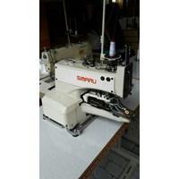 Mesin Jahit Pasang Kancing Simaru SM1377  Hihg - speed button ataching sewing machine 1