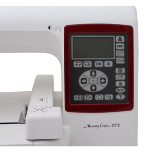 Dari #STT45 Mesin Jahit Bordir Komputer Janome Memory Craft MC 230e  Embroidery Machine Computerized sinar toko tiga jakarta asemka 9