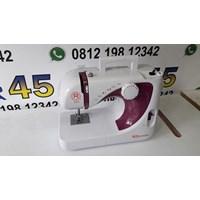 Mesin Jahit RICCAR 565 pemula portable rumah tangga multifungsi sinartokotiga sinar toko tiga mesin jahit jakarta kota asemka pancoran glodok