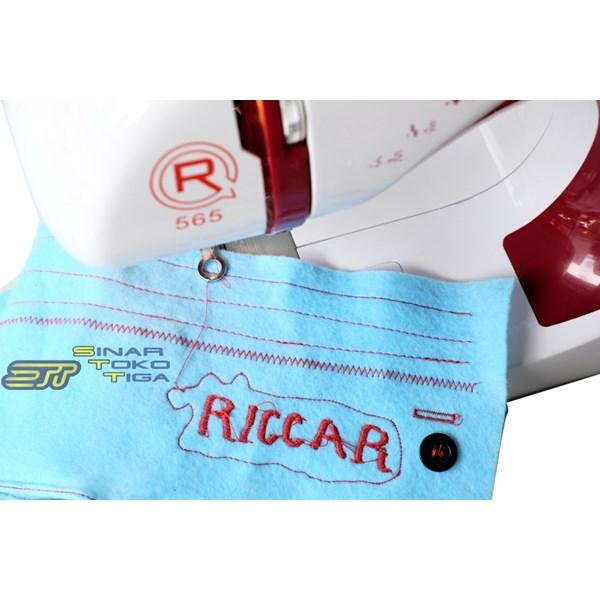 Mesin Jahit Portable RICCAR 565