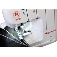 Sell OVERLOCK AND HEMMING SEWING MACHINE PORTABLE RICCAR 328  2