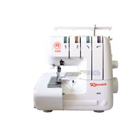 OVERLOCK AND HEMMING SEWING MACHINE PORTABLE RICCAR 328  1