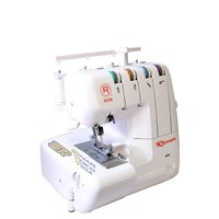 Buy OVERLOCK AND HEMMING SEWING MACHINE PORTABLE RICCAR 328  4