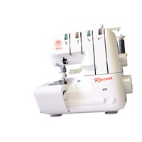 OVERLOCK AND HEMMING SEWING MACHINE PORTABLE RICCAR 328  Cheap 5