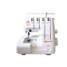 OVERLOCK AND HEMMING SEWING MACHINE PORTABLE RICCAR 328