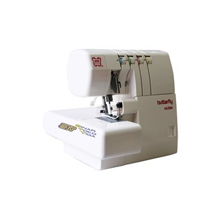 MESIN OBRAS HEAVY DUTY BUTTERFLY HD 864 PORTABLE BISA NECI