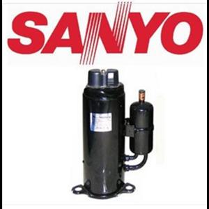 Dari Compressor AC Sanyo Scroll CSB373H8A 0