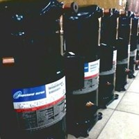 Ac compressor Copeland ZR125KCE-TFD-522