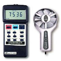 Anemometer Am-4206M Metal Vane + Air Flow