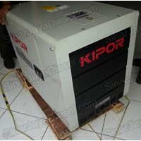 Jual Genset Silent  KIPOR ID6000