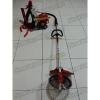 Jual Mesin Pemotong Rumput Gendong  Pro Quip ECO 348 2Tak