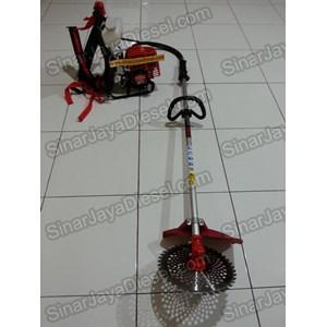 Dari Mesin Pemotong Rumput Gendong  Pro Quip ECO 348 2Tak 0