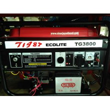 Genset Tiger TG3800 2500Watt