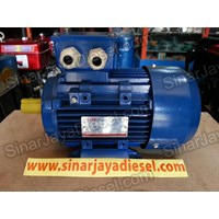Peralatan & Perlengkapan Listrik Elektromotor ADK 2Hp