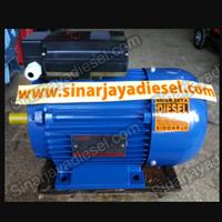 Elektro Motor ADK 1Hp 1 Phase YL 1