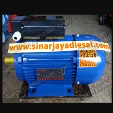 Elektro Motor ADK 1Hp 1 Phase YL