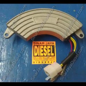 AVR Genset 5000 Watt