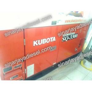 Genset Kubota SQ3300