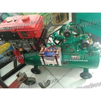 Jual Compressor Fusheng 12 Bar dan Engine Yanmar TF 65