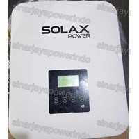 Jual Inverter dan Konverter Inverter Solax  Power X1 - 3300 Air Inverter On Grid / Grid Tie