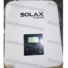 Inverter dan Konverter Inverter Solax  Power X1 - 3300 Air Inverter On Grid / Grid Tie